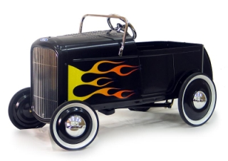 32 Ford Roadster Ride-on Pedal Car - Toddlers Treasures